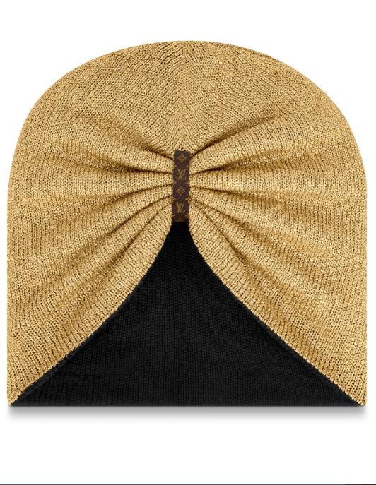 Louis Vuitton - Hats - BONNET GLITTER WINTER for WOMEN online on Kate&You - M76099 K&Y8649