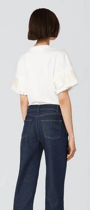 Victoria Beckham - T-shirts pour FEMME online sur Kate&You - K&Y5981