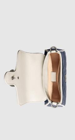 Gucci - Sacs à bandoulière pour FEMME Mini sac à main GG Marmont online sur Kate&You - 583571 0OLFN 4186 K&Y8382