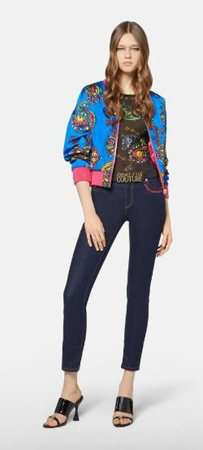 Versace - Blouses - for WOMEN online on Kate&You - E71HAH216-EJS010_E899 K&Y11423