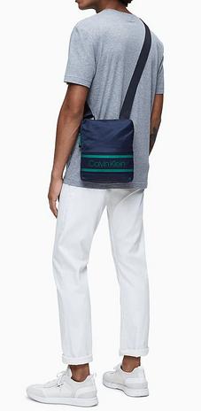 Calvin Klein - Borse messenger per UOMO online su Kate&You - K50K505378 K&Y8915