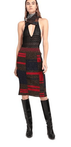 Missoni Knee length skirts Kate&You-ID9727