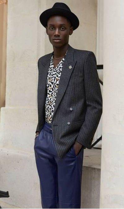 Yves Saint Laurent - Suit Jackets - for MEN online on Kate&You - 653850Y1D251160 K&Y11923