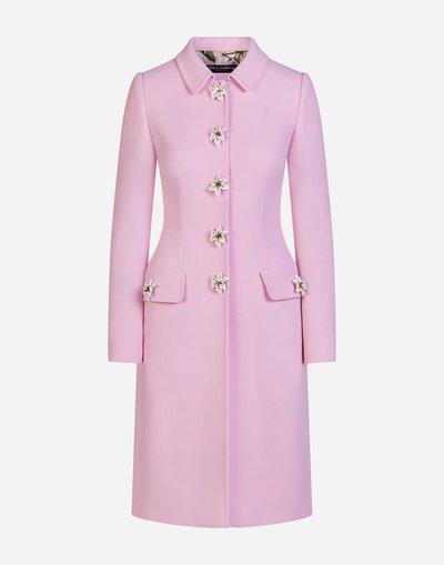 Двубортные пальто - Dolce & Gabbana для ЖЕНЩИН онлайн на Kate&You - F0U20ZFU2TZF0660 - K&Y2248