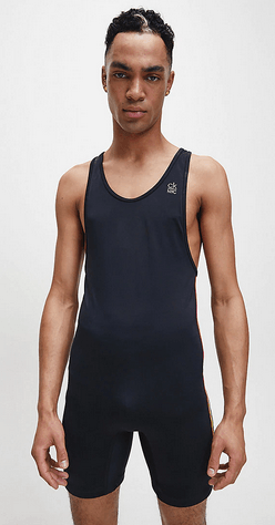 Calvin Klein - Costumi da bagno per UOMO Body de plage - CK NYC Pride online su Kate&You - KM0KM00488 K&Y8531
