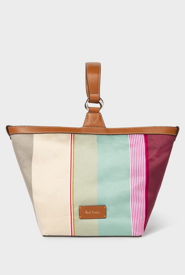 Paul Smith - Tote Bags - for WOMEN online on Kate&You - W1A-6291-ESTRIP-92-0 K&Y9349