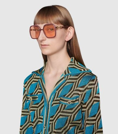 Gucci - Sunglasses - for WOMEN online on Kate&You - 648607 J1691 5776 K&Y11487