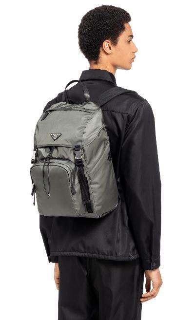 Prada - Shoulder Bags - for MEN online on Kate&You - 2VZ135_2DMG_F0414_V_HOL K&Y11331