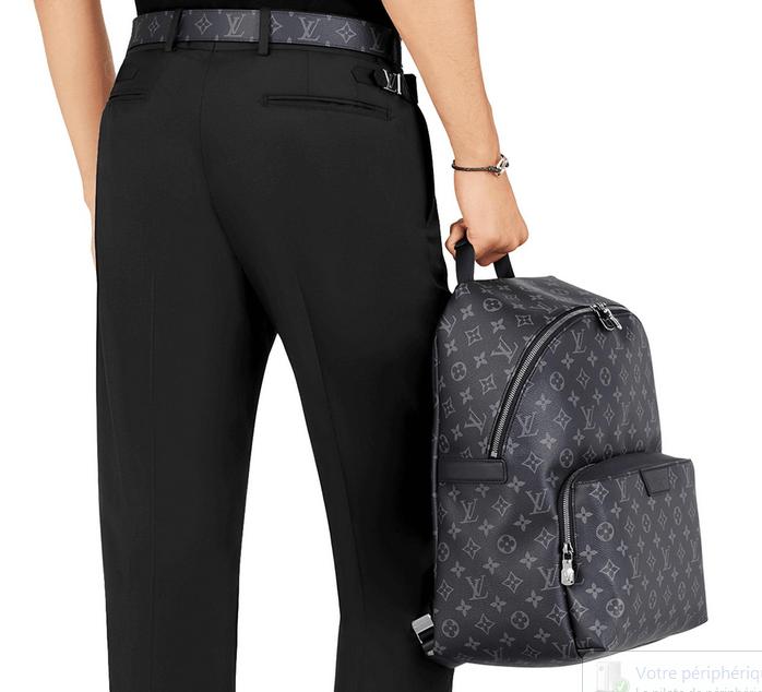 Louis Vuitton - Sacs à dos et Bananes pour HOMME online sur Kate&You - M43186 K&Y5039