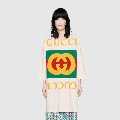 Футболки - Gucci для ЖЕНЩИН онлайн на Kate&You - 539080 XJA9C 7136 - K&Y4775