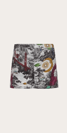 Valentino - Beachwear - for MEN online on Kate&You - UV3UH0286FUPL8 K&Y8657