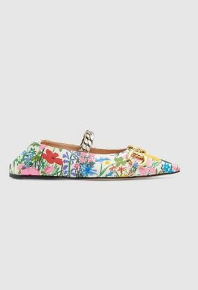 Gucci Ballerina Shoes Kate&You-ID11243