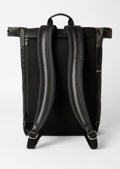Paul Smith - Backpacks & fanny packs - for MEN online on Kate&You - M1A-5829-ANLCAM-PR-0 K&Y3680