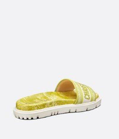 Dior - Sandals - DWAY for MEN online on Kate&You - Référence: KCQ550TJE_S36W K&Y10833