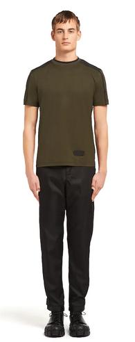 Prada - T-Shirts & Débardeurs pour HOMME online sur Kate&You - UJN614_1S6Q_F0P80_S_201 K&Y5895