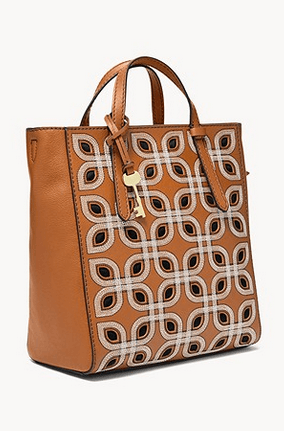 Fossil Tote Bags Kate&You-ID6704