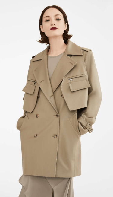 Max Mara - Trench & impermeabili per DONNA online su Kate&You - 1031010806005 - PEONIE K&Y7718