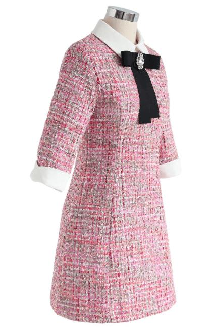 Chicwish - Vestiti corti per DONNA online su Kate&You - D181126009 K&Y7375