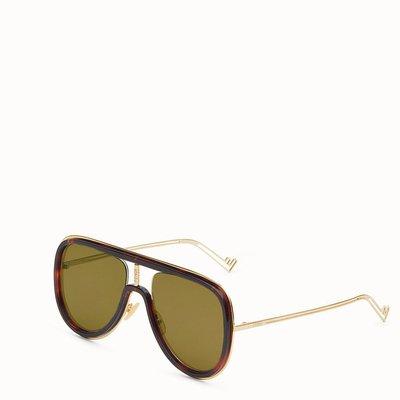 Fendi - Lunettes de soleil pour HOMME online sur Kate&You - FOG5337TMF18LK K&Y3023