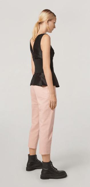Marni - Pantalons à Taille Haute pour FEMME online sur Kate&You - PAMAN15A03TCR2300C20 K&Y7656