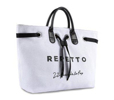 Repetto - Sac à main pour FEMME online sur Kate&You - M0135CANVAS-410 K&Y3397