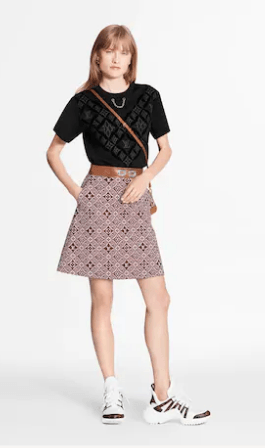 Louis Vuitton - T-shirts - for WOMEN online on Kate&You - 1A8M5W K&Y10351