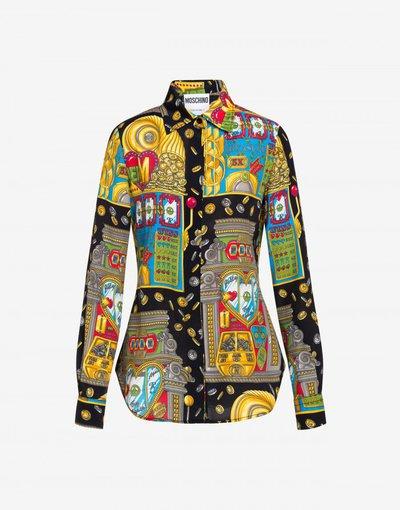 Moschino Shirts Kate&You-ID2292