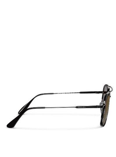 Prada - Sunglasses - Game for MEN online on Kate&You - SPR57X_E05A_F01X1_C_054  K&Y11298