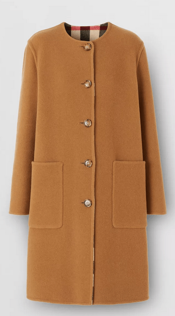 Burberry Double Breasted & Peacoats Kate&You-ID9546