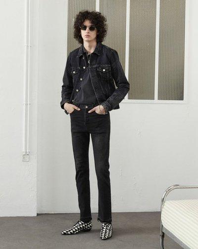 Джинсовые куртки - Yves Saint Laurent для МУЖЧИН онлайн на Kate&You - 579219YI8991123 - K&Y1985