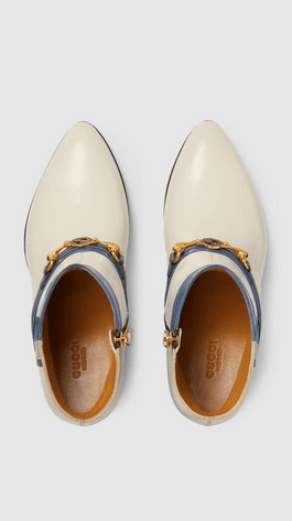 Gucci - Bottes & Bottines pour FEMME online sur Kate&You - 617536 1D070 9060 K&Y9130