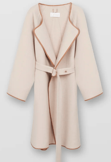Chloé Single Breasted Coats Kate&You-ID10093