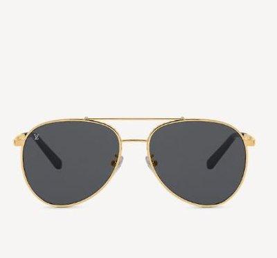 Louis Vuitton - Sunglasses - CATCH PILOT for MEN online on Kate&You - Z1350E K&Y11002