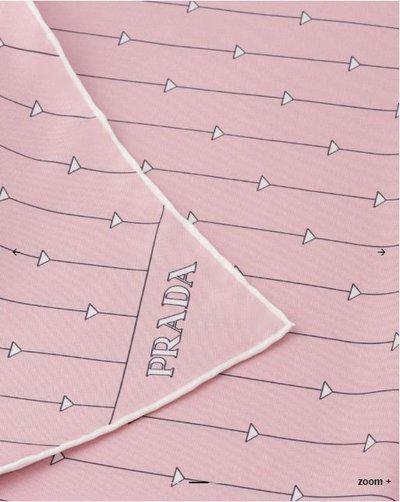 Prada - Scarves - for WOMEN online on Kate&You - 1FF004_2DTR_F0V4C K&Y10860