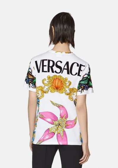 Versace - T-shirts - for WOMEN online on Kate&You - A89358-1F01183_5W030 K&Y11829