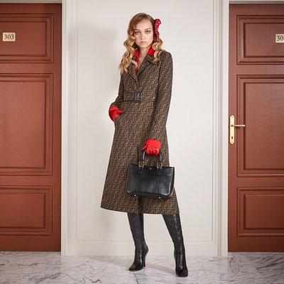 Fendi - Borse tote per DONNA online su Kate&You - 8BH367A9Y0F19T8 K&Y4390