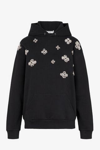Givenchy - Sweats & sweats à capuche pour FEMME online sur Kate&You - BW70643Z2X-001 K&Y9140