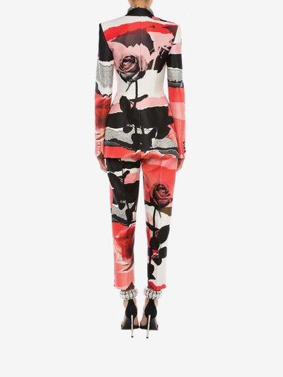 Alexander McQueen - Pantalons Droits pour FEMME online sur Kate&You - 585407QCAAO5014 K&Y2259