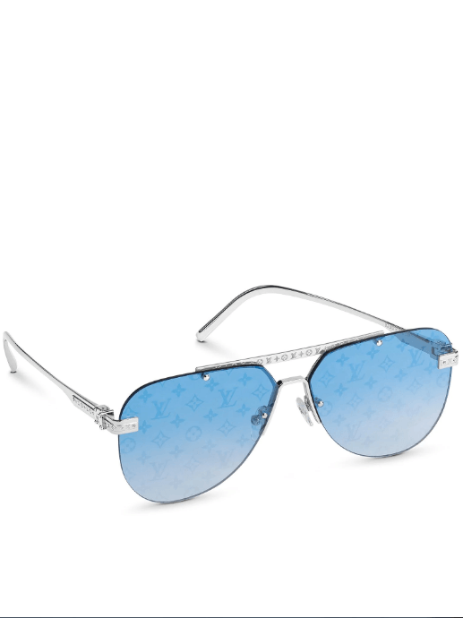 Солнцезащитные очки - Louis Vuitton для МУЖЧИН LUNETTES DE SOLEIL LV ASH онлайн на Kate&You - Z1402E - K&Y8643