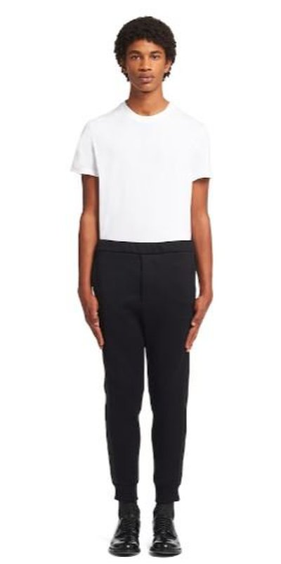 Prada - Sport Trousers - for MEN online on Kate&You - SPH154_1ZR3_F0009_S_212 K&Y11757