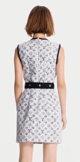 Louis Vuitton - Vestiti corti per DONNA online su Kate&You - 1A8KZE K&Y10036