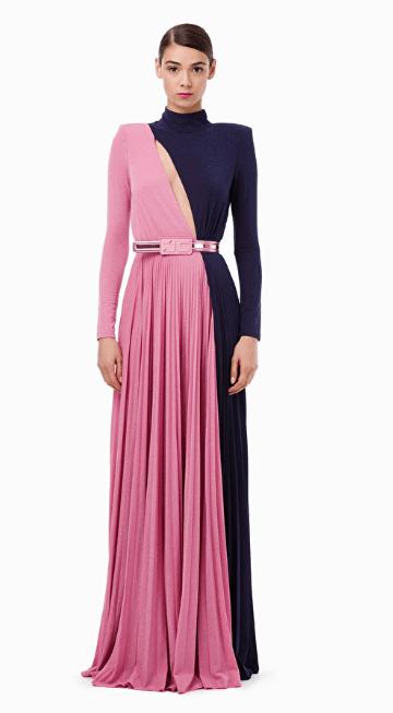 Elisabetta Franchi - Vestiti lunghi per DONNA online su Kate&You - AB12298E2 K&Y7127