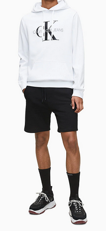 Calvin Klein - T-Shirts & Vests - T-shirt en coton bio avec logo - CK ONE for MEN online on Kate&You - J30J315782 K&Y8349