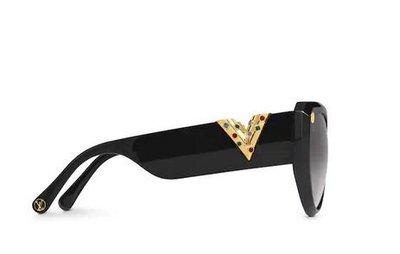 Louis Vuitton - Lunettes de soleil pour FEMME My fair lady planète online sur Kate&You - Z1288W K&Y3160