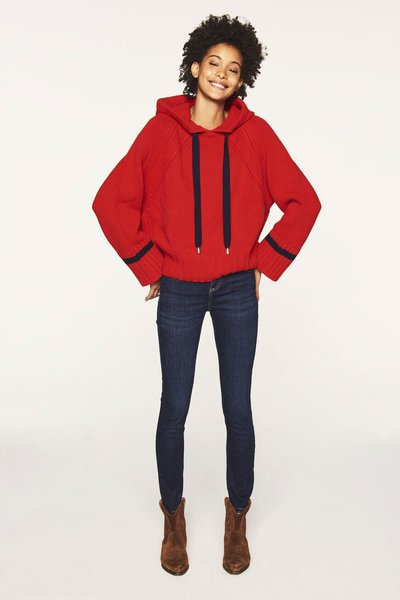 Ba&Sh - Jeans Skinny pour FEMME online sur Kate&You - K&Y2159