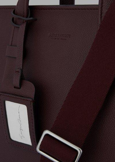 Giorgio Armani - Borsa porta PC per UOMO online su Kate&You - K&Y2214