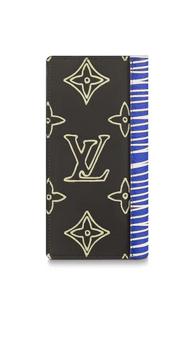 Louis Vuitton - Wallets & cardholders - Brazza for MEN online on Kate&You - M69739 K&Y8645