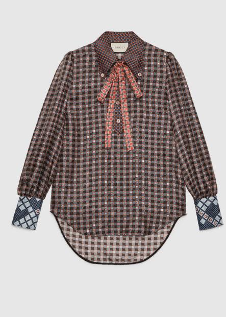 Gucci - Camicie per DONNA online su Kate&You - 602041 ZADFY 2259 K&Y6394