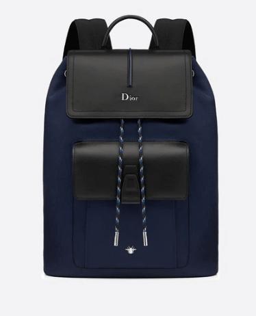 Dior - Sacs à dos et Bananes pour HOMME online sur Kate&You - 1MOBA074XVO_H00E K&Y3316