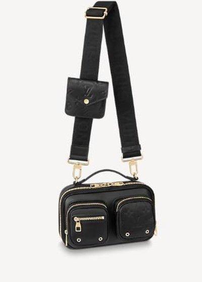 Louis Vuitton Сумки через плечо UTILITY Kate&You-ID12068